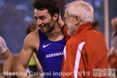 Foto meeting Sandro Calvesi indoor 2019